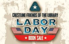 Plan Now To Shop The Crestline Library's Labor Day Book Sale