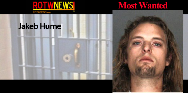 MOST WANTED: Jakeb Hume