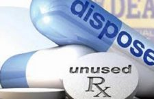 Drug Enforcement Agency (DEA) National Take Back Day Saturday, October 28th