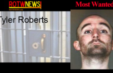 MOST WANTED: Tyler Roberts In Custody (UPDATE)