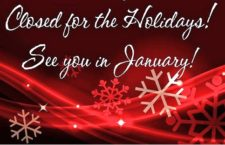 The Adult Learning & Referral Center Closes For The Holidays