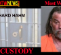 MOST WANTED: Bernhard Michael Hahm (UPDATE)