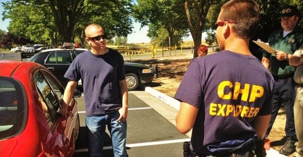 Explorer Program Offers Road To CHP Careers