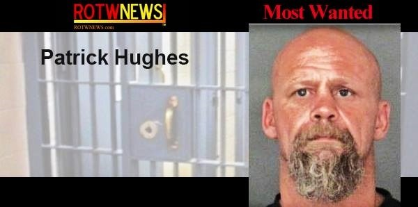 MOST WANTED: Patrick Hughes