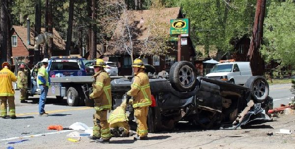 UPDATE 7: Double Fatality On Highway 18 - Victims Identified