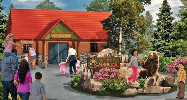 Proposed Award Of Big Bear Alpine Zoo Relocation Contract Set For Supervisors Approval