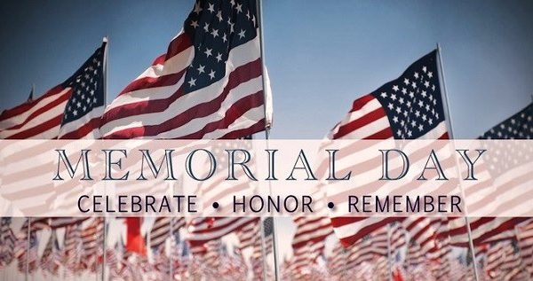Memorial Day Observances  In Mountain Communities On May 30