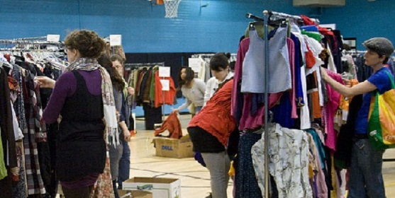 Get A Fashion Upgrade At Soroptimist's Fashionistas' Clothing Swap May 18