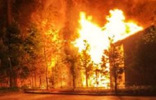 UPDATE 2: Firefighters Respond To Three Fires Sunday Morning - Two Condos Destroyed
