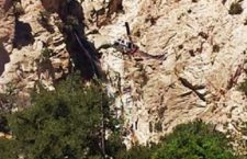 20-Year-Old Injured Hiker Rescued Near Forest Falls