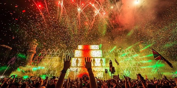 UPDATE: Electronic Dance Shows To Continue At San Manuel Amphitheater