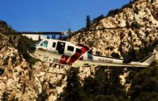 Hikers Ignoring Upper Big Falls Closure: Helicopter Rescues Climbing