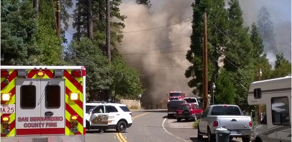 Residential Structure Fire - Knockdown On Fire (UPDATE 5)