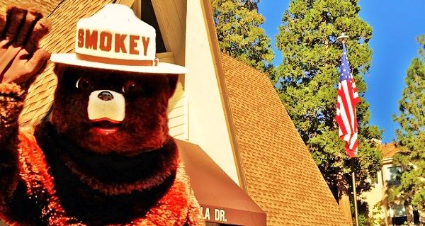 Smokey Bear is Having a Birthday Bash at the Mountain History Museum