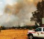 UPDATE 8: Bogart Fire In Cherry Valley - 1,300 Acres - 45 Percent Contained