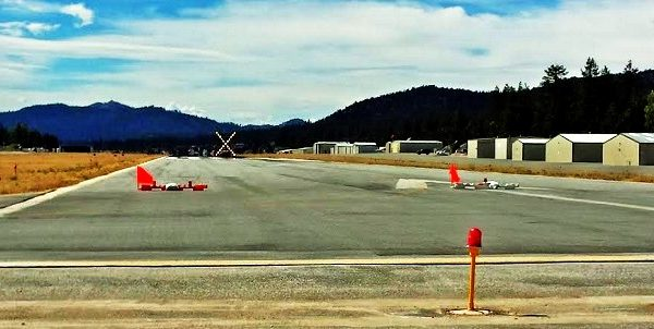 BIG BEAR AIRPORT: $1.5 Million LED Lighting Project Closes Runway Weekdays