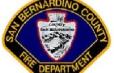 ALL BURN PERMITS AND OPEN FIRES SUSPENDED IN SAN BERNARDINO COUNTY