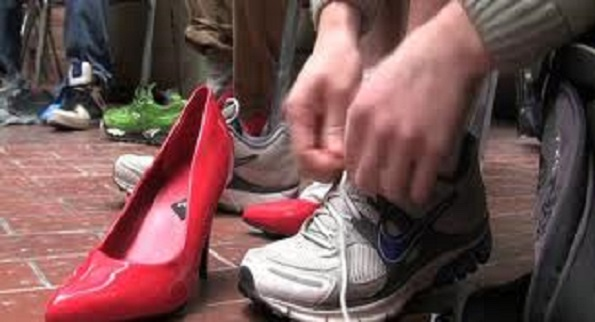 Doves Invites Mountain Residents To Walk A Mile In Her Shoes