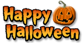 HALLOWEEN AT THE PARK - Monday October 30