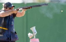 KIM RHODE: ISSF World Cup Skeet Champion