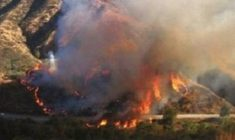 THE OLD FIRE: Arsonist Ignited Fire 13 Years Ago - October 25, 2003