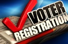 NOVEMBER 8 ELECTION: Voter Registration Deadline Monday October 24
