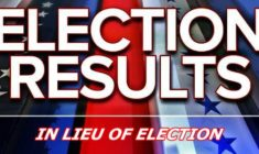 """NOVEMBER 8 ELECTION: In Lieu Of Election """"Appointments"""" (UPDATE)"""