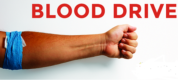 BLOOD DRIVE Arm