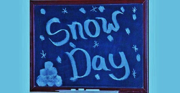 SNOW DAY: Rim & Bear Valley Unified Announce Cancellation Of Classes