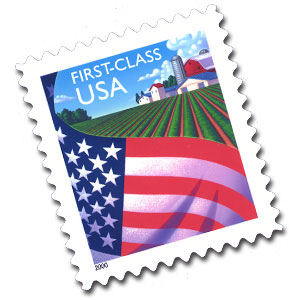 United states postal service rates for postcards