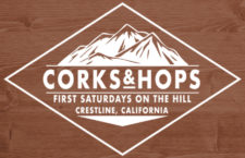 CORKS N HOPS - First Saturdays on the Hill - Crestline