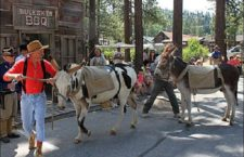 Calendar for Big Bear Old Miners Days Events