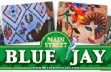 Ninth Annual Blue Jay Quilt Walk Saturday, September 30