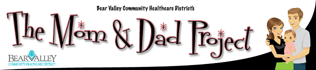 MOM & DAD Logo